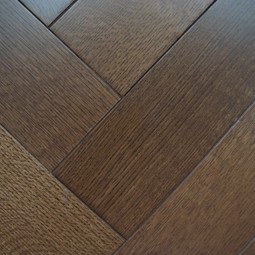 Quarter Sawn Select White Oak Herringbone by Hull Forest Products