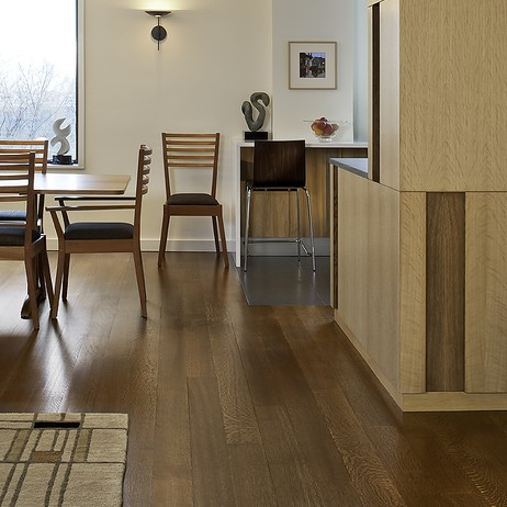 Rift and Quartersawn White Oak by Hull Forest Products