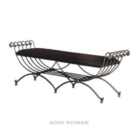 Roman Bench by Anvil & Co. Manufacturing Ltd.