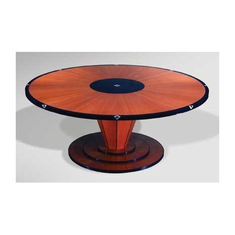 Fountain Dining Table by Lee Weitzman Furniture