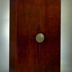 Ambrosio Armoire by Lee Weitzman Furniture