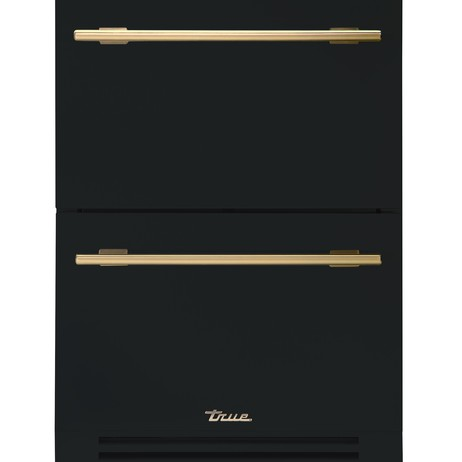 "24"" Undercounter Refrigerator Drawers by True Residential"