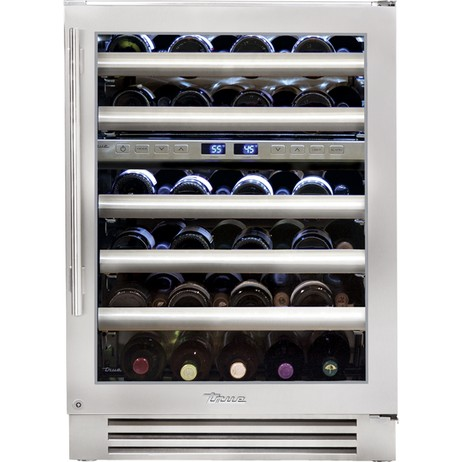 "True 24"" Dual Zone Wine Cabinet by True Residential"