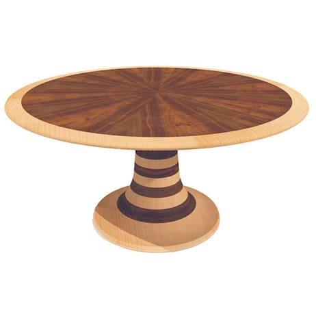 Dining Table Round by Timothy Mark