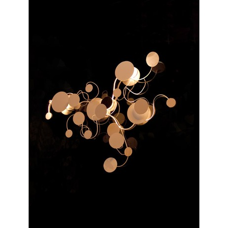Medua Wall Sconce by Art et Floritude