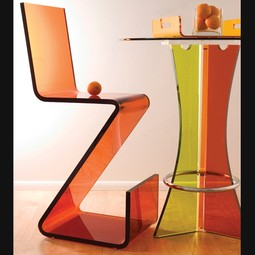 ACRYLIC BAR STOOL by DESIGNLUSH