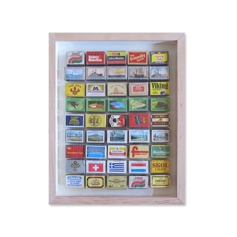 Vintage Matchboxes by Signed and Original