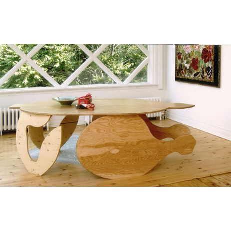 Chicken Table by Vivian Reiss Living