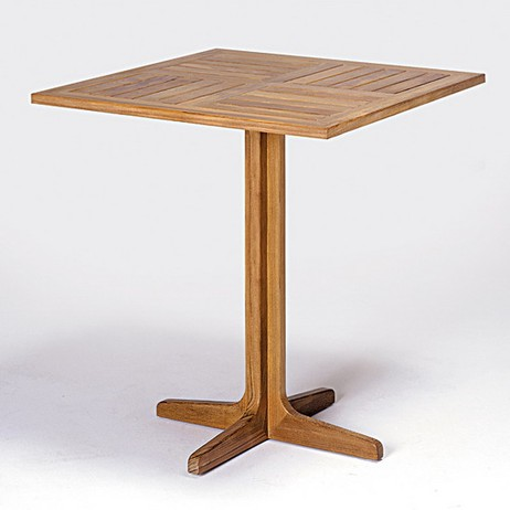 "36"" Square Bar Table by GIATI DESIGNS, INC."