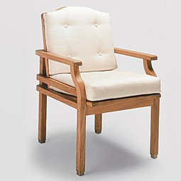 Paradiso Dining Lounge Chair by GIATI DESIGNS, INC.