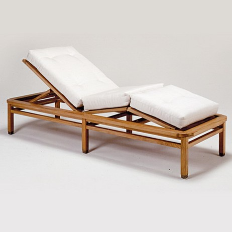 Paradiso Chaise Lounge (W/ Cushion) by GIATI DESIGNS, INC.