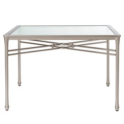 Aprio Square Dining Table by GIATI DESIGNS, INC.