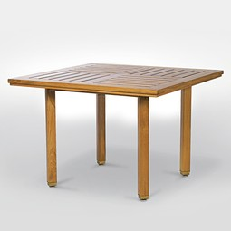 "Paradiso 42"" Square Dining Table by GIATI DESIGNS, INC."