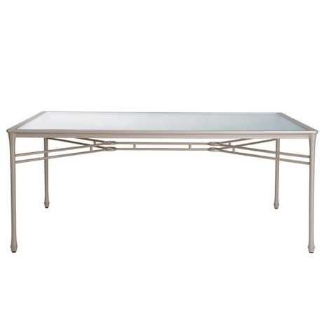 Aprio Rectangular Dining Table by GIATI DESIGNS, INC.