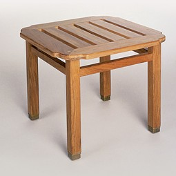 Paradiso Square Side Table by GIATI DESIGNS, INC.