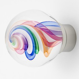 Art Glass Cabinet Knob by Out of the Blue Design Studio