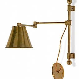 The Reading Wall Light by Soane