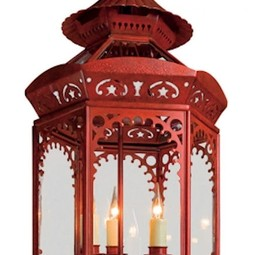The Chinoiserie Lantern by Soane