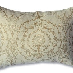 The Turkish Blossom Cushion by Soane