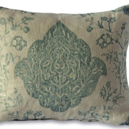 The Ottoman Scribe Cushion by Soane