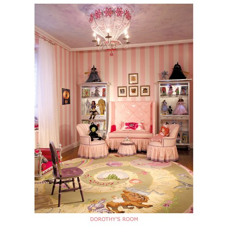 Dorothy's Room by Rooms By Zoya B