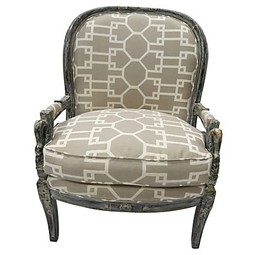 Quadrille Chair by Tiger Lily's