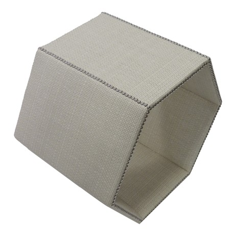 Hexagon Ottoman by Tiger Lily's