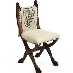 Lion Chair by Tiger Lily's