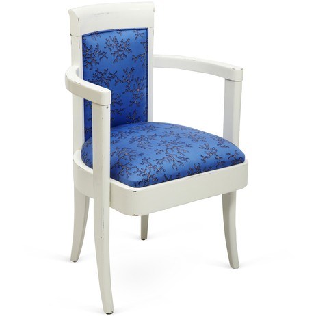 Lilly Pulitzer-Fabric Chair by Tiger Lily's