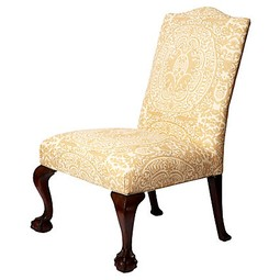 Veneto Slipper Chair by Tiger Lily's