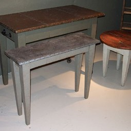 Side Tables by High Falls Mercantile