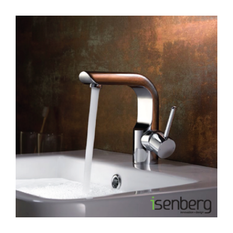 195.1000 - Single Hole Faucet by Isenberg Faucets