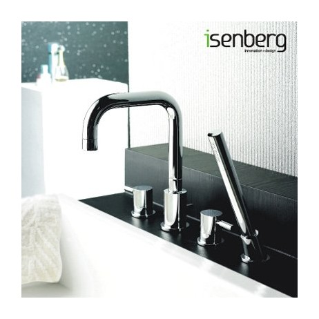 100.2400S - Roman Tub Faucet by Isenberg Faucets