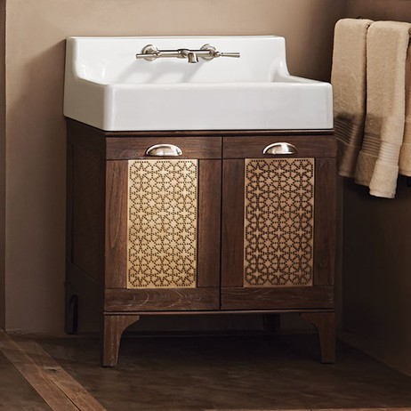 Oak Hill Bathroom Vanity with Sink by DXV