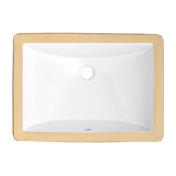 "Webster Under Counter 18"" by 12"" Bathroom Sink by DXV"