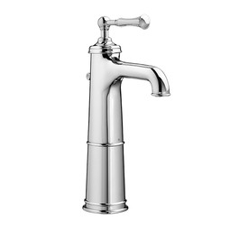 Randall Vessel Faucet with Drain by DXV