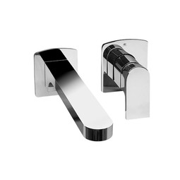 Lyndon Wall Mount Faucet by DXV