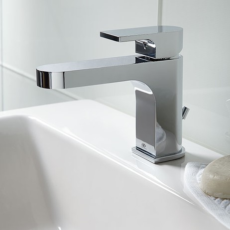 Lyndon Single Lever Lavatory Faucet by DXV