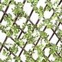 Boxwood Expanding Lattice Screen by New Growth Designs