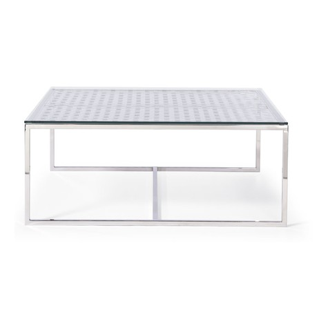 Hanford Square Cocktail Table by Bernhardt