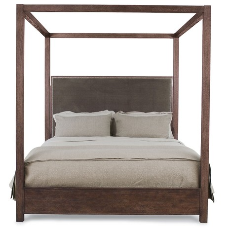 Elements Canopy Bed by Bernhardt