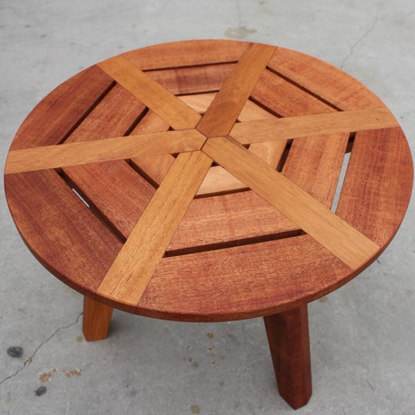 sunniva cocktail table by Brian Boggs Chairmakers