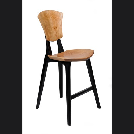 lily barstool by Brian Boggs Chairmakers