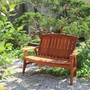 sunniva settee by Brian Boggs Chairmakers