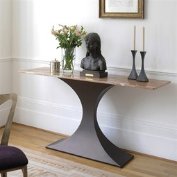 Capricorn Console Table by Tom Faulkner