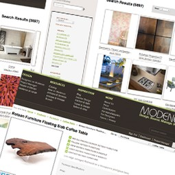 Curated Product Showcase  by Modenus