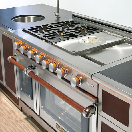 Caliber Indoor Pro Range Series by Caliber Appliances