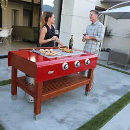 Rockwell Pro Series Social Grill by Caliber Appliances