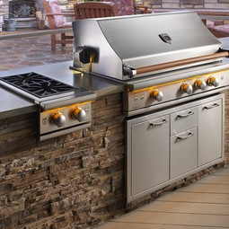 The Crossflame Pro by Caliber Appliances