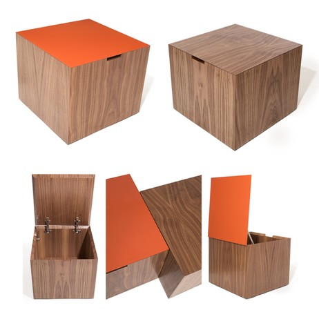 4 Square Storage Cube by NAULA
